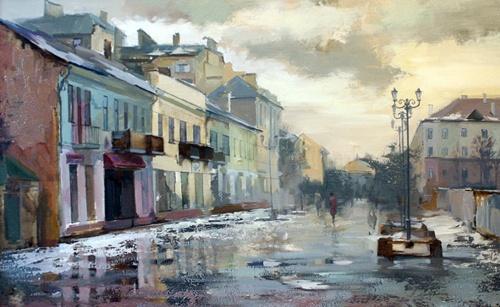 Художник Игорь Романчук (40 работ)