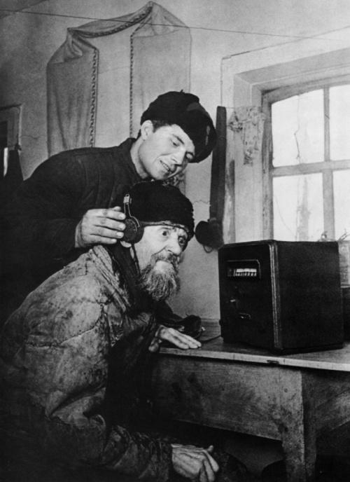 Фото: «Жизнь в тылу в СССР» (61 фото)