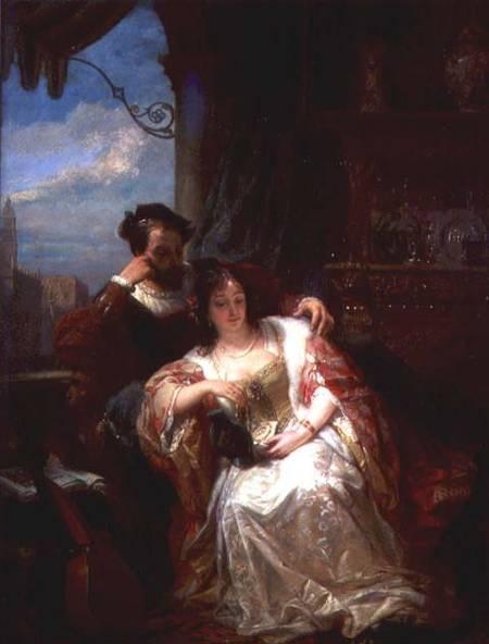 Бельгийский художник Nicaise de Keyser (1813 – 1887) (43 работ)