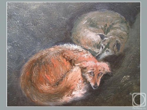 Коллекция работ художника Андрея Репникова (78 работ)