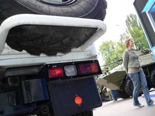 Фотообзор - ГАЗ-233036 СПМ-2 «Тигр» (116 фото)