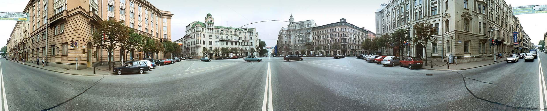 Панорамы и фотографии улиц в спб
