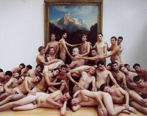 Массовые порнокастинги