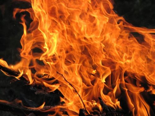 Фоны для оформления - Огонь (14 фото)