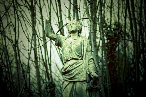 Старое кладбище в Лондоне © Stu Egan (23 фото)