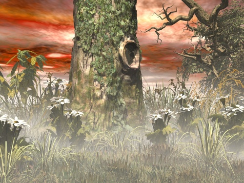 Fantasy Backgrounds vol. 2 (13 фото)