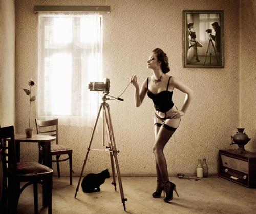 Ню и гламур от Alex Matusciac (63 фото) (эротика)