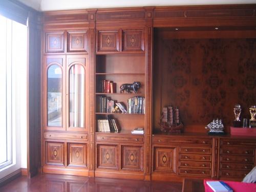 Богатый интерьер квартир (12 фото)