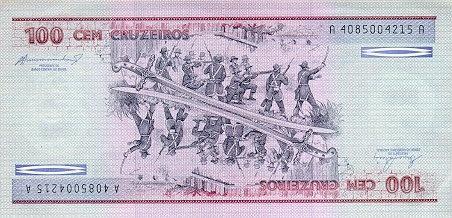 Все банкноты Бразилии (552 фото)