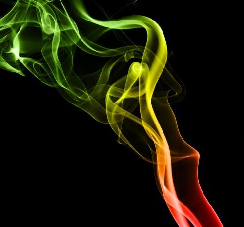 Smoke Art (25 работ)