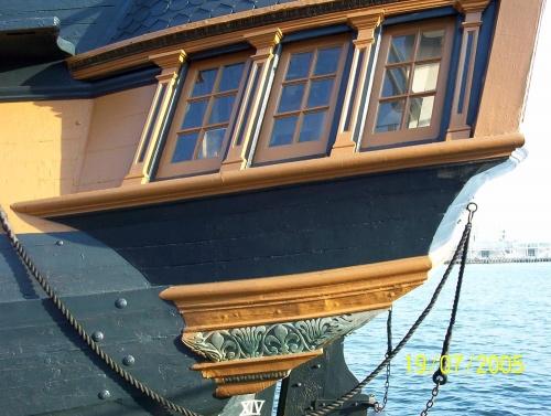 Фотографии корабля