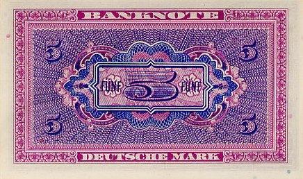 Все банкноты ФРГ и ГДР (467 фото)