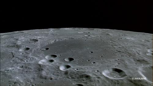 Фото и видео поверхности Луны в HD качестве  (49 фото)