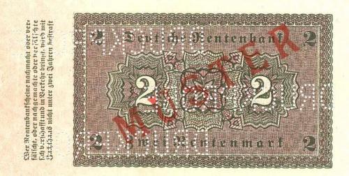 Все банкноты Германии (до ЕВРО) (670 фото)