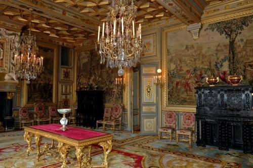 Убранство замков (10 фото)