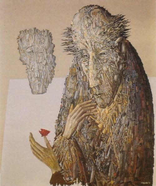 Украинский живописец Иван Марчук (41 работ)