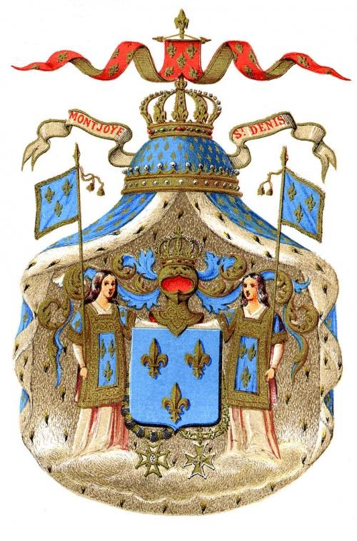 Государственные гербы (XIX век) (28 фото)