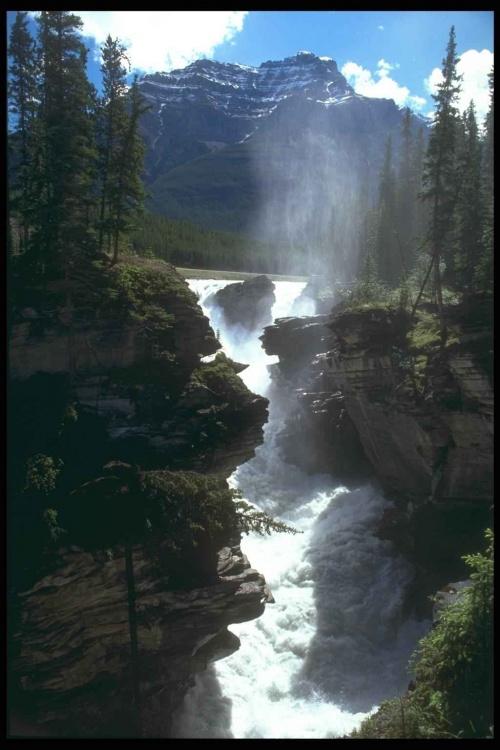 Реки, ручьи, водопады (35 фото)