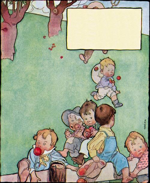 Детки на открытках (56 открыток) (1 часть)