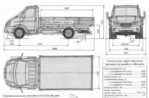 Сохранить документ на диск. электрическая схема ГАЗ-33104 Валдай. электросхема валдай - Самое интересное.