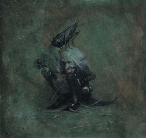 Сказочные персонажи художника Jean-Baptiste Monge (77 работ)
