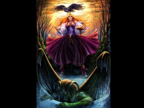 Dark mages (28 работ)