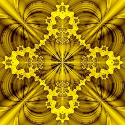 Фрактальная графика (64 фото)