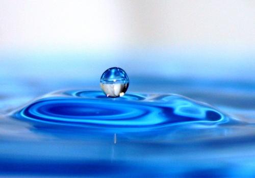 Вода, капли (20 фото)