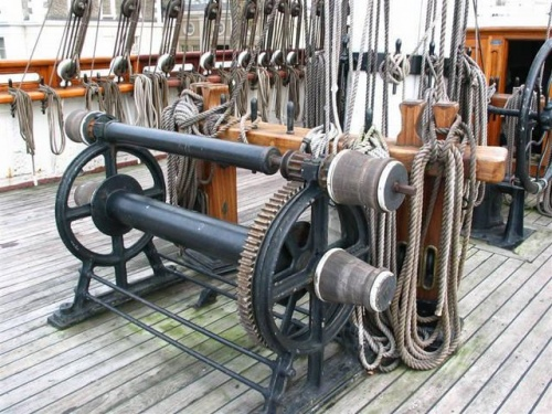 Фотографии корабля «Катти Сарк» (87 фото)