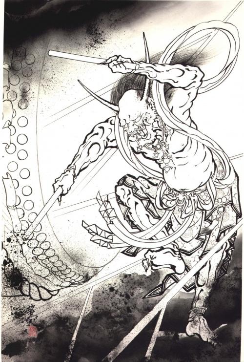 100 Демонов Хориоши Йи (часть 2-я) (53 работ)