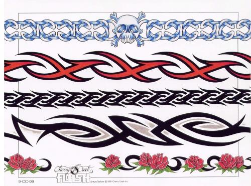 Эскизы татуировок для салонов (42 фото)