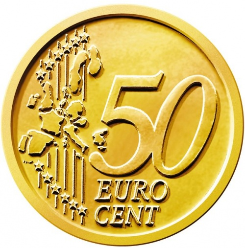 Все банкноты и монеты ЕВРО (49 фото)