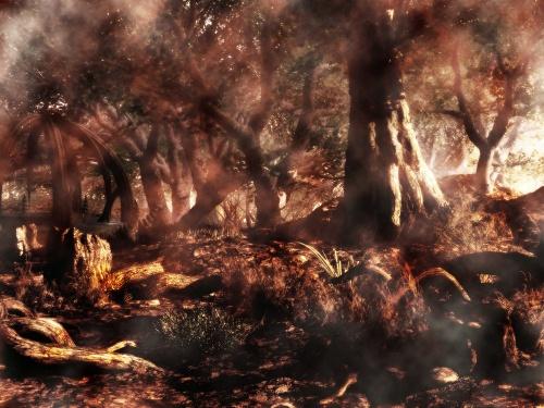 Fantasy Backgrounds vol. 3 (21 фото)