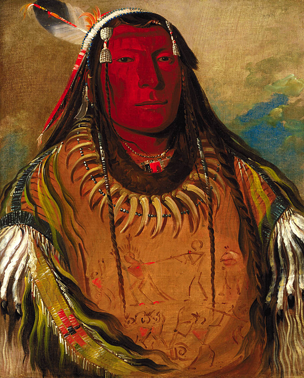Картинки с вождями индейцев