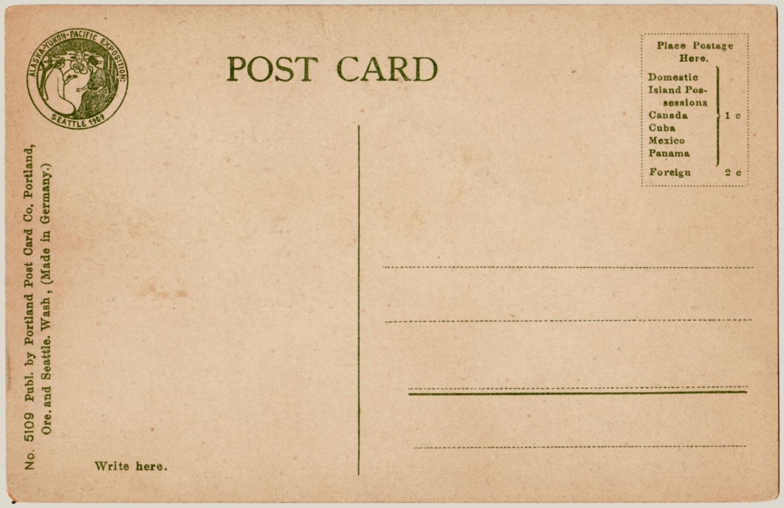 Почтовая открытка- английский перевод - словарь 13