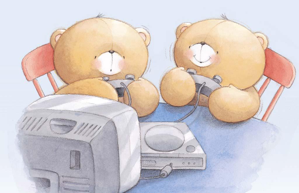 клипарт мишки тедди: