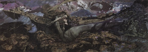 Врубель Михаил Александрович (1856-1910) (207 работ)