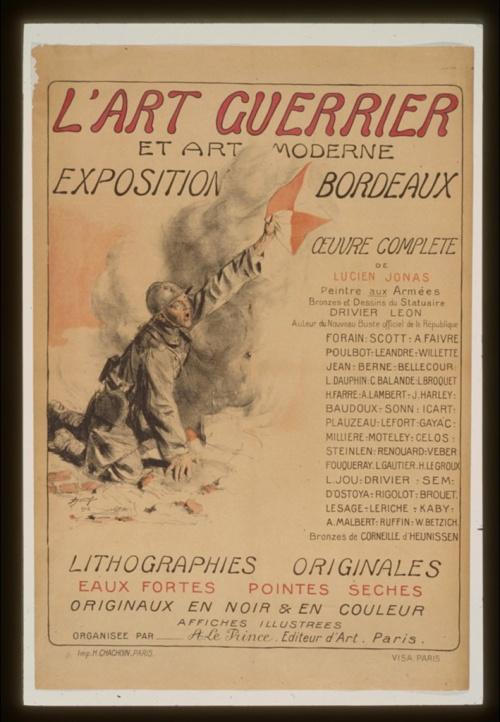 Ретро плакат.Автор: Люсьен Джонс.1915-1920 (16 работ)