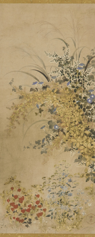 Японская живопись (56 работ)