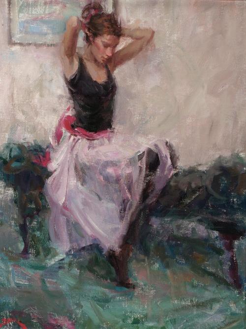 Современная живопись: Dan Beck (24 работ)