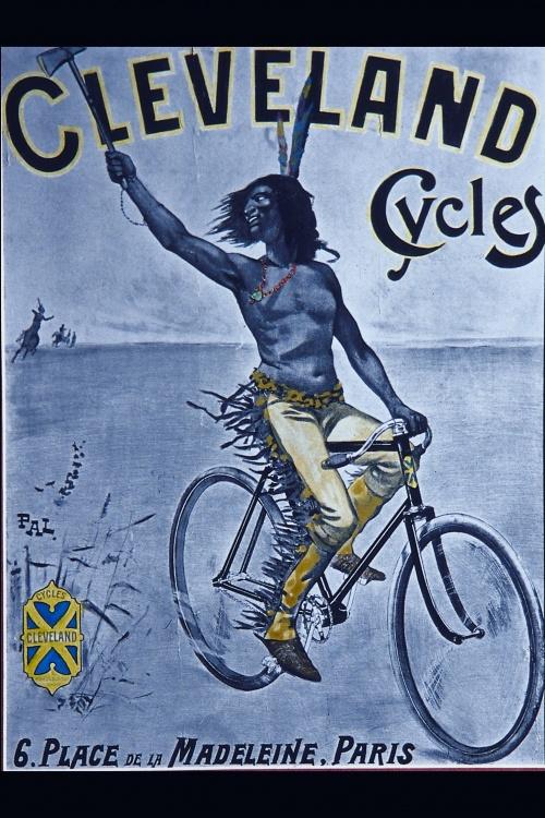 История велосипеда в плакатах.Часть 4 (28 плакатов)