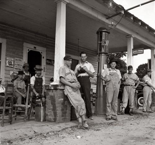 Ретро фотография.1935-1939.Автор: Дороти Лэндж (109 фото)