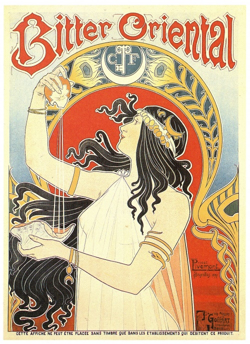 Ретро плакаты.ХIХ-ХХ век.Часть 1 (20 плакатов)
