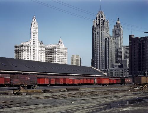 Ретро фотография.1940-1943.Автор: Джек Делано (134 фото)