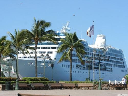 Корабли и парусники (22 фото) (3 часть)