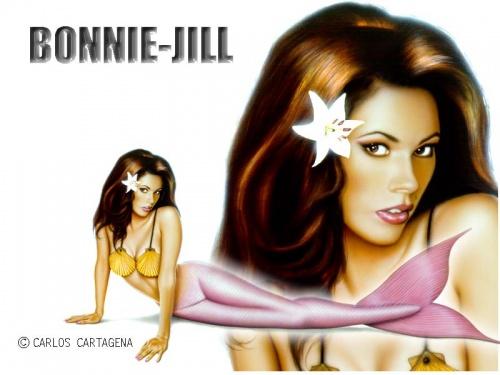 Рисованные девушки от Carlos Cartagena (108 работ)