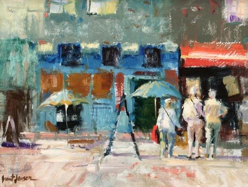 Современная живопись: Brent Jensen (17 работ)