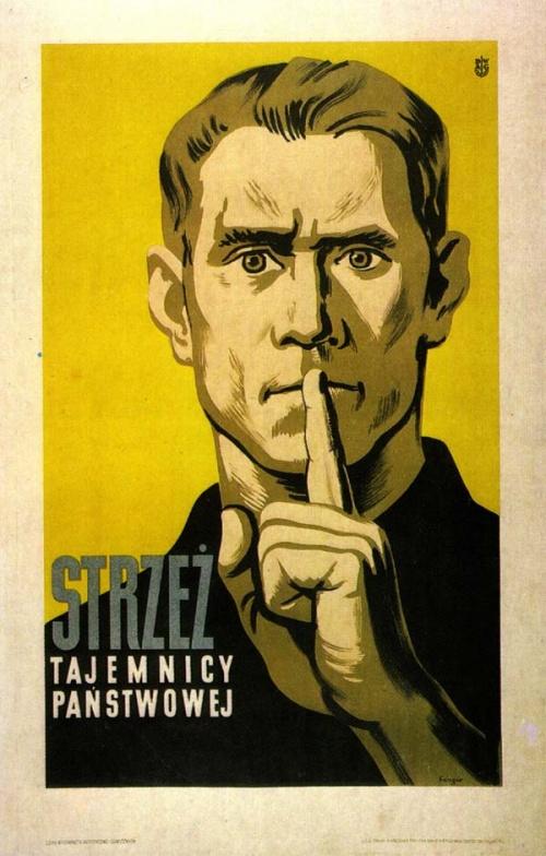 Польские плакаты (1944-1988).Часть 2 (92 штуки)