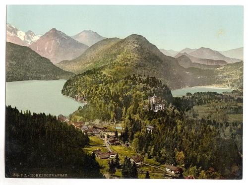 Старые немецкие открытки (98 открыток)