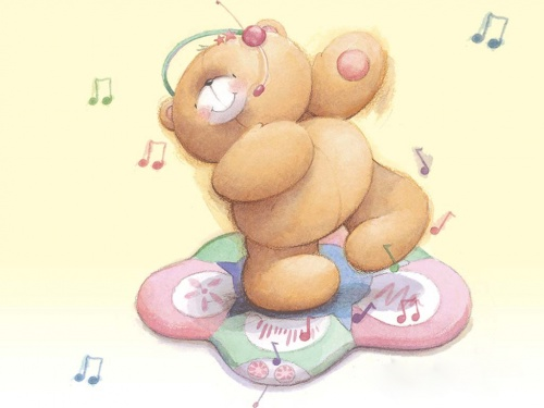 "Детский клипарт ""Мишки Тедди"" (38 работ)"